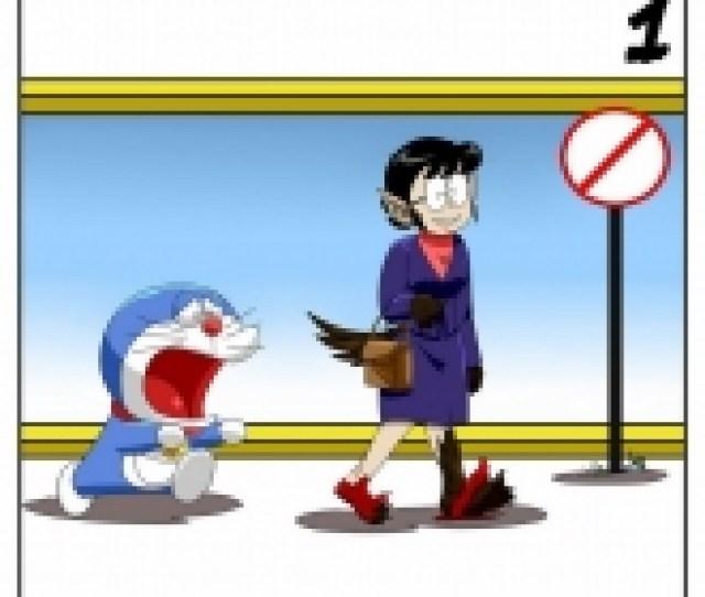 Doraemon Nobita Shizuka Sex Hentai Porn Comics 1