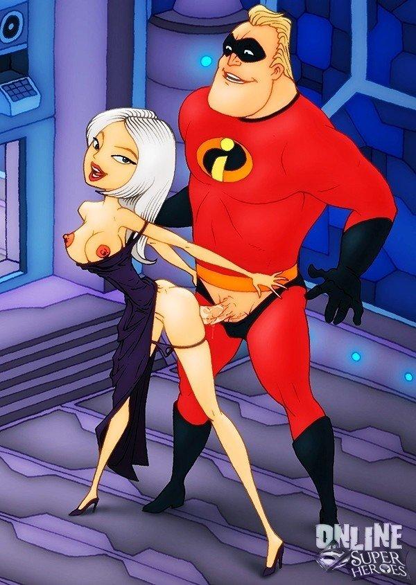 Nude Incredibles : incredibles, Incredibles, Elastigirl, XXXPicz
