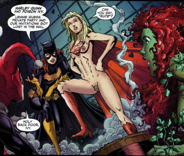 Poison Ivy Lesbian Batgirl Porn Gallery Superheroes Pictures
