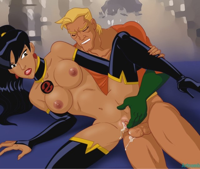 Superwoman Sex