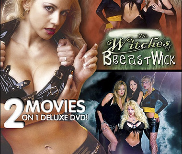 The Witches Of Breastwick Softcore Porn Parody