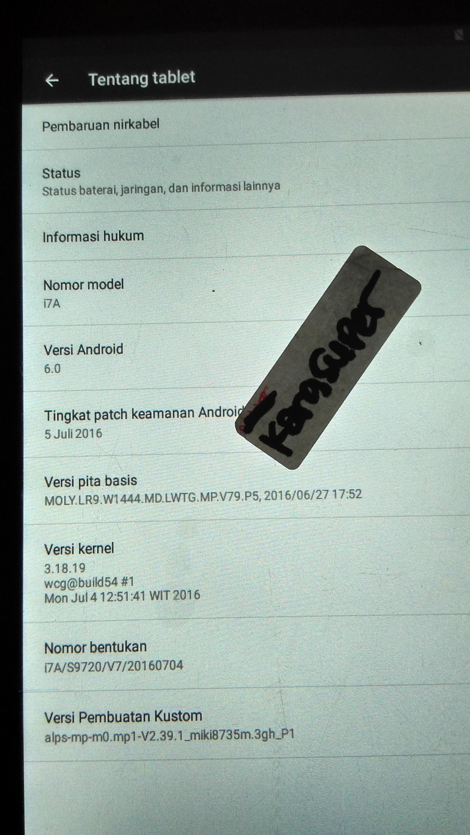 Flash Advan I7a : flash, advan, Firmware, Advan, KangSuper