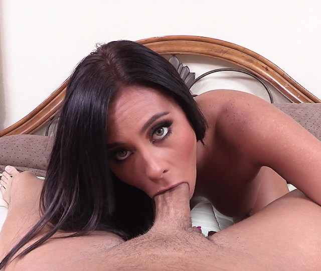 Pov With The Big Hazel Eyes Of Gianna Nicole While Deepthroating On Big Hard Cock Xxx Movies