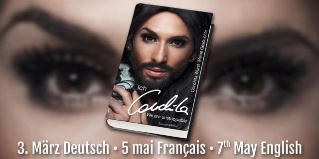 Ich, Conchita par Conchita Wurst
