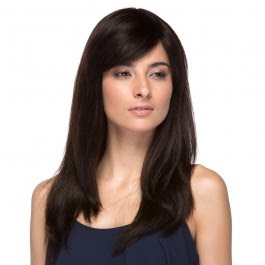 Perruque en cheveux 100% naturels Mariam – 199,95 €