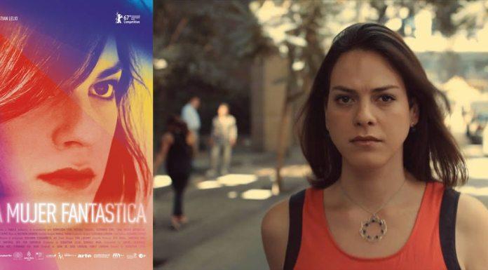 "Une femme fantastique ""Una mujer fantastica"""