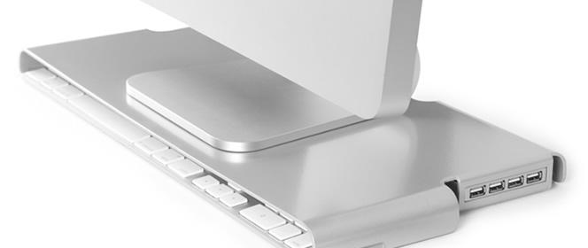 Macessity Slimkey V2 Stand with USB 2.0