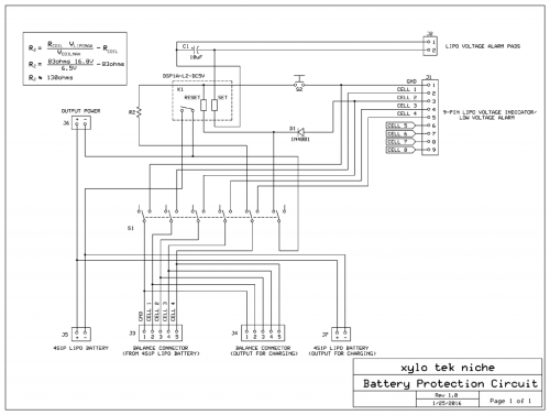 small resolution of diy battery protection circuit