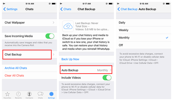#3 Spy WhatsApp contact with the help of MAC address