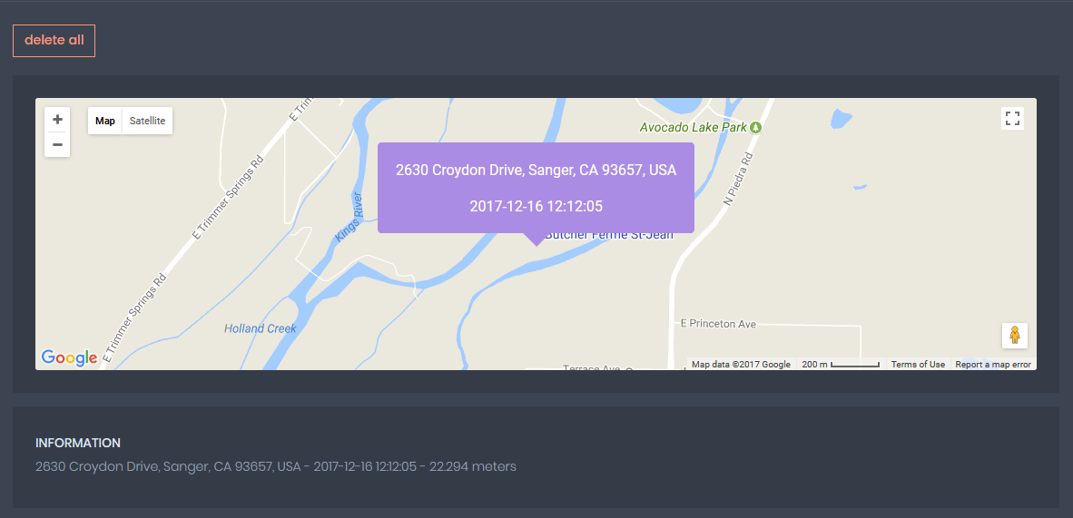 Way 3: How to Track Someone's Facebook Location with XySpy