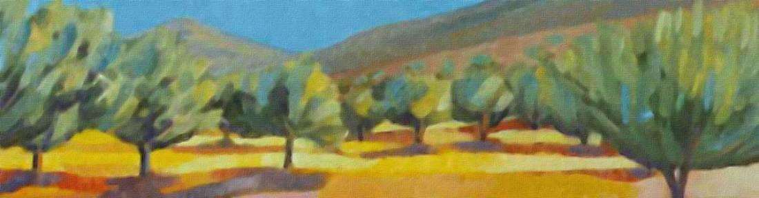 Zatoun olive garden