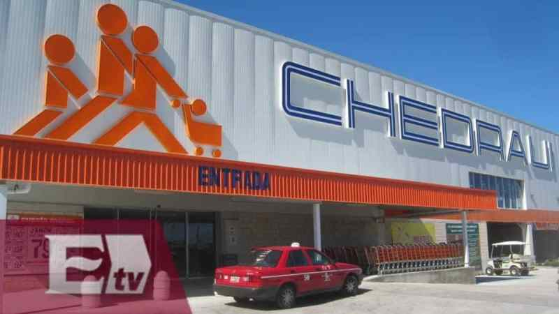Chedraui in Merida a Yucatan grocery store