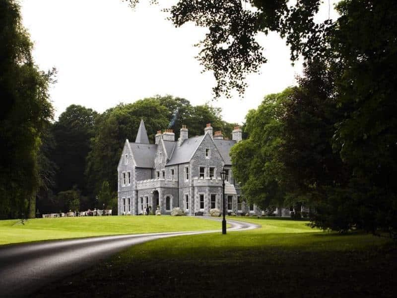 Mount Falcon Estates - not quite a castle