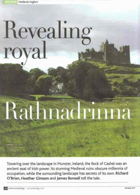 discovering Rathnadrinna fairy fort