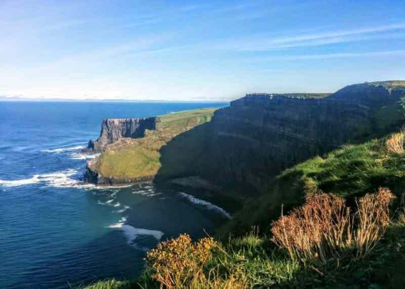 The Cliffs of Moher on the WAW