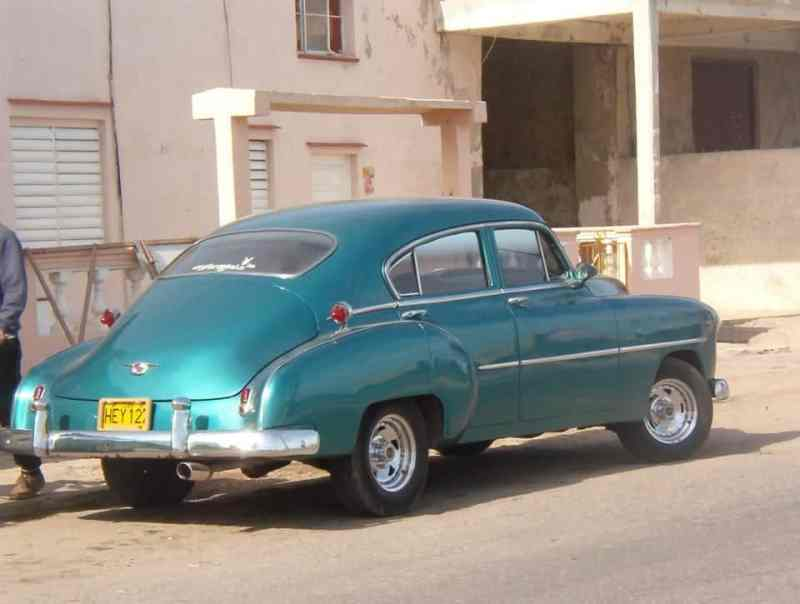 Cuba is full of American cars from the 50's - 25 things to know about Cuba