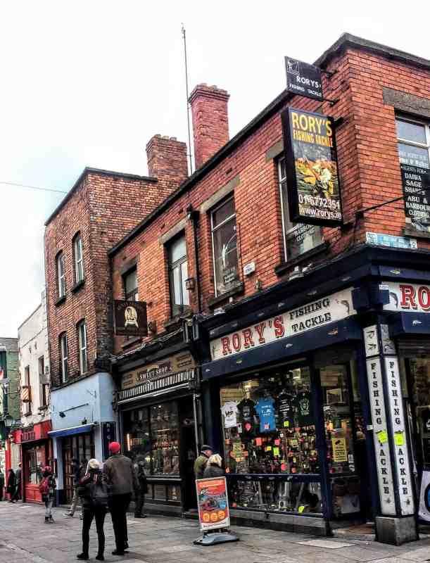 15 Dublin Don'ts the Temple Bar district