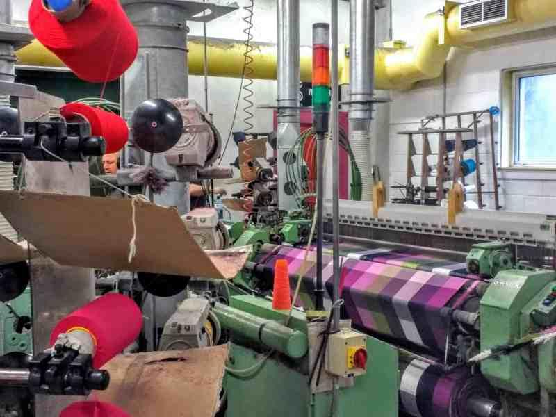 a loom at avoca