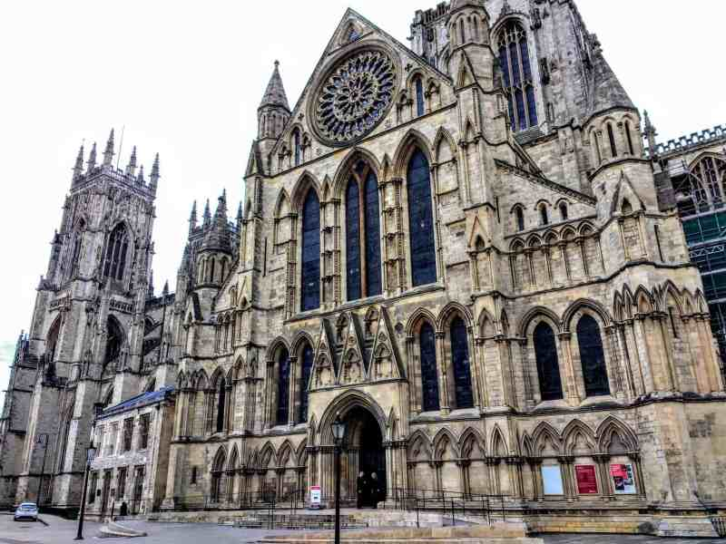 York Minster in Yorkshire