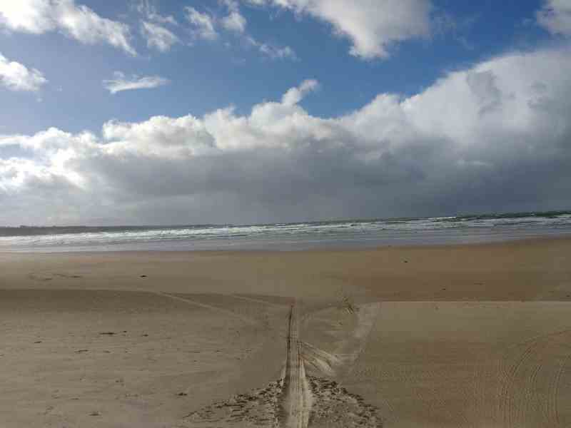 Rossnowlagh beach in Donegal one of the best surfing beaches in Ireland