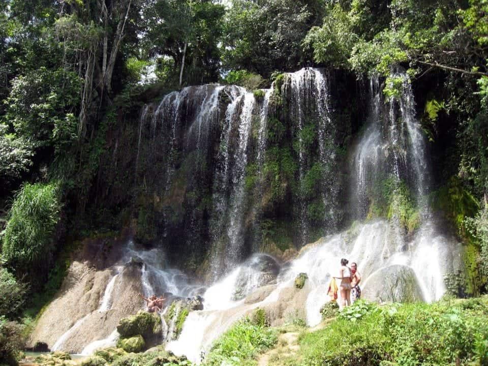 Granma national park in Cuba