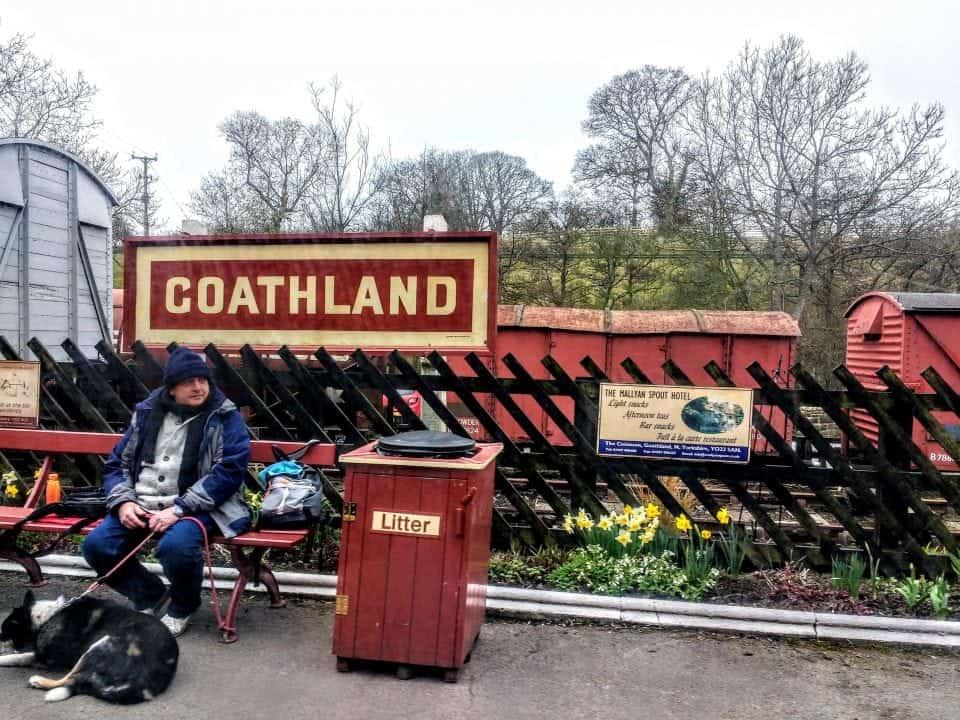Goathland Station NYMR