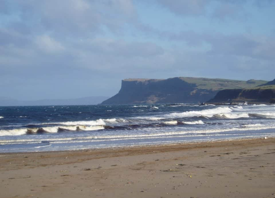Fairhead near Murlough Bay on the Causeway Coast