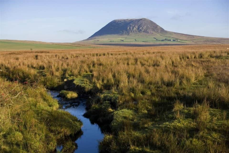 slemish mountain and Shillanavogy