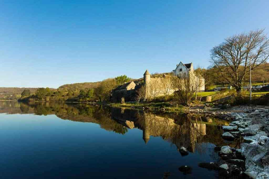 Parke's Castle on the Wild Atlantic Way