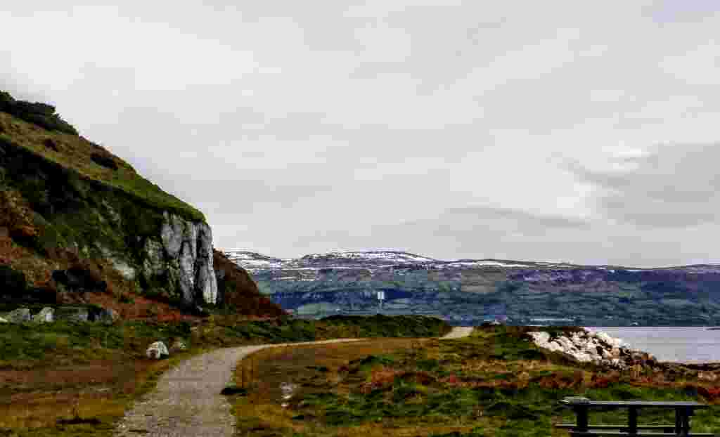 Whitebay Ireland on the Causeway Coastal Route