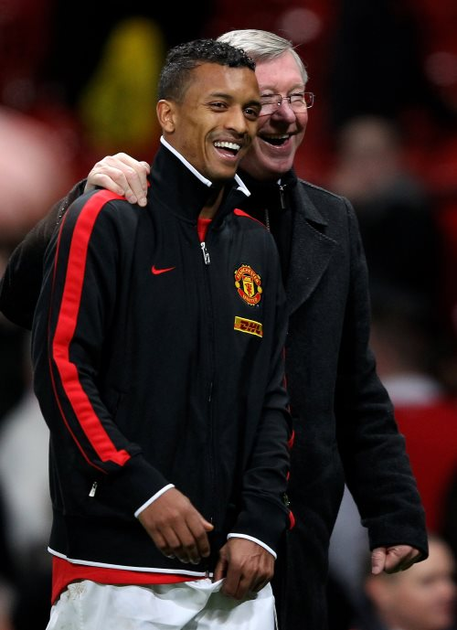 With One Word Sir Alex Ferguson Could Make Man Utd Win – Nani
