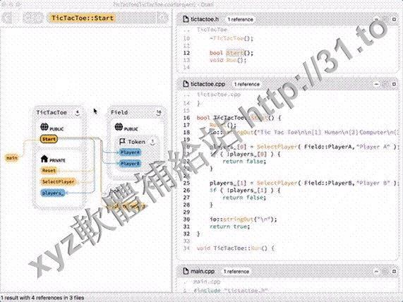 Coati v0.10.0 英文正式版(源代碼編輯軟體)>>XYZ軟體補給站光碟破解大補帖資訊合輯中心>>程式軟體