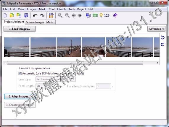 PTGui Pro v9.1 英文正式版(圖片全景製作軟體)