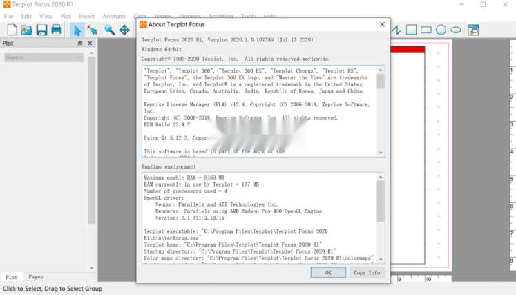 Tecplot Focus 2020 R1 視覺化工程繪圖 英文版