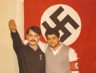 Νίκος Μιχαλολιάκος + Χρήστος Παππάς σε ναζιστικό χαιρετισμό - ceb1cebdcf84ceafceb3cf81ceb1cf86cebf-ceb1cf80cf8c-poikj