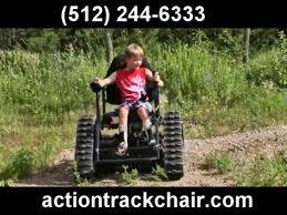 kids enjoy all terrain wheelchairs