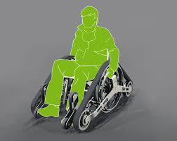 Xzavier Davis-Bilbo would look cool in this all terrain wheelchair