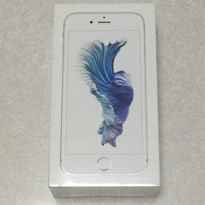 SIMフリー版iPhone 6s