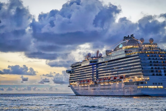 Cruise-line promotional products blog