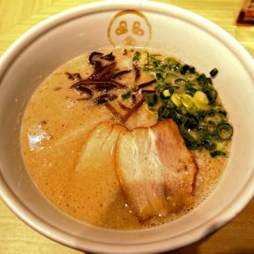 駅改札内で頂ける博多一風堂がプロデュースする東京発豚骨ラーメン『TOKYO豚骨BASE MADE by 博多一風堂』