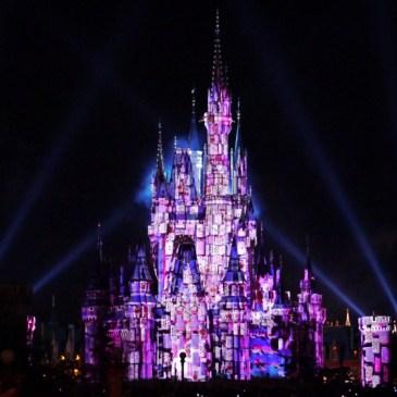 11月6日で終了!東京ディズニーランドのプロジェクションマッピングショー『ワンス・アポン・ア・タイム – Once Upon a Time』