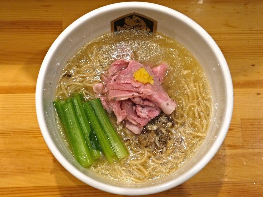 真鯛らーめん 麺魚 – 東京・錦糸町