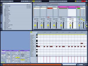 Live8-MIDI入力画面