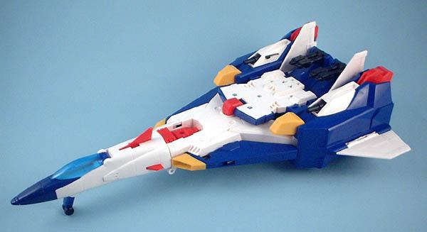ファイバードのジェット戦闘機、ファイヤージェットの画像