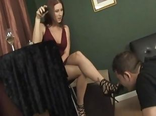 furry female domination