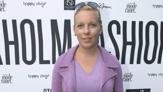 Även Maria Rankka, vd för Stockholms handelskammare, deltog i middagen. Foto: Roger Vikström