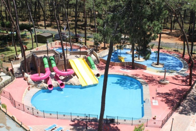 Oferta hoteles con parque acutico en Sur de Espaa  Centraldereservascom