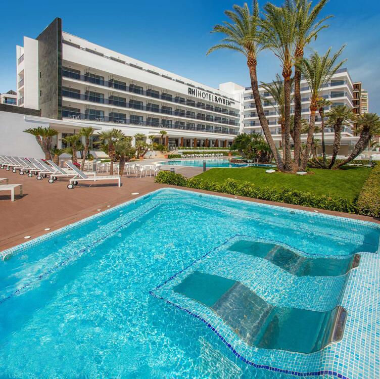 RH Bayren Hotel  Spa Ganda  Centraldereservascom