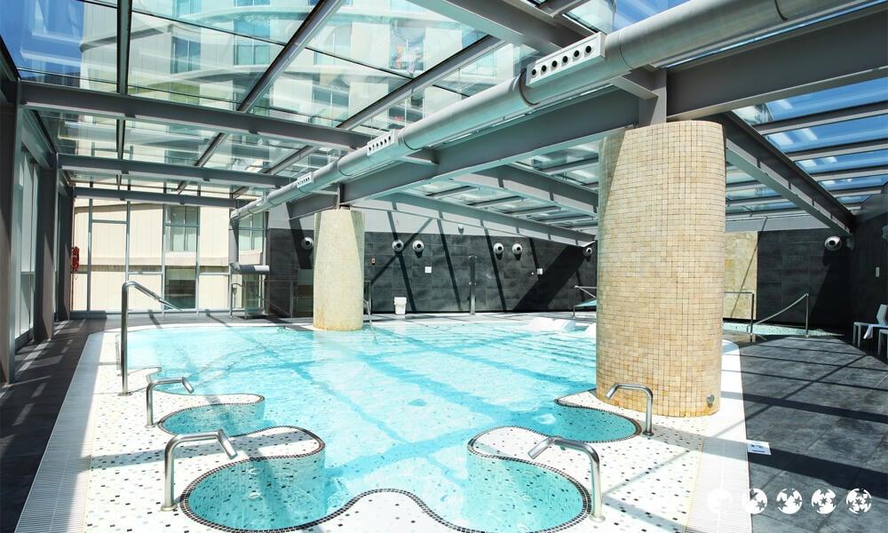 Hotel Agora Spa and Resort Pescola  Centraldereservascom
