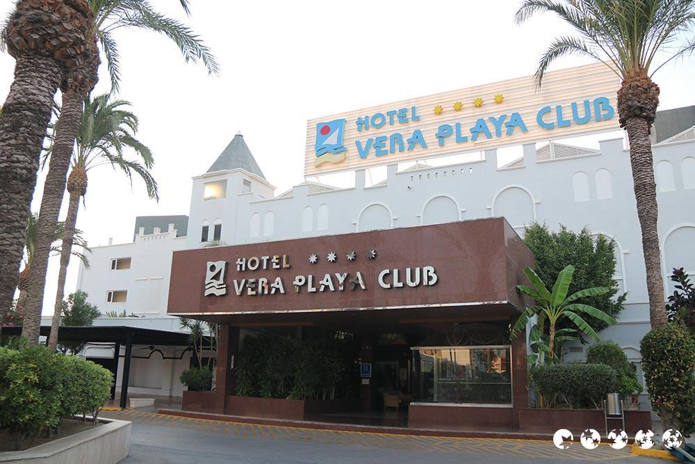 Vera Playa Club Hotel Vera  Centraldereservascom